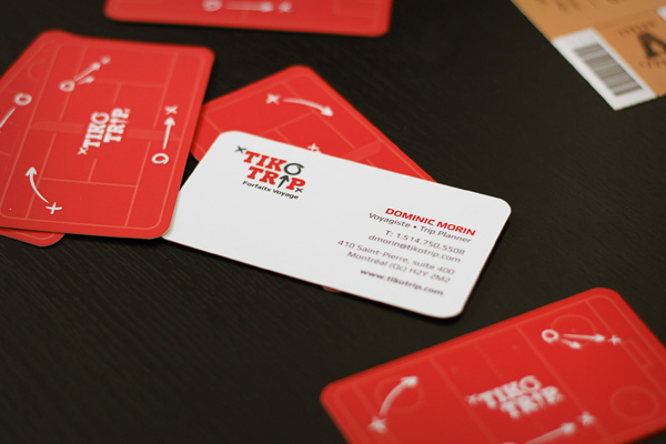 Tiko Trip - Business Cards / Cartes d'affaires