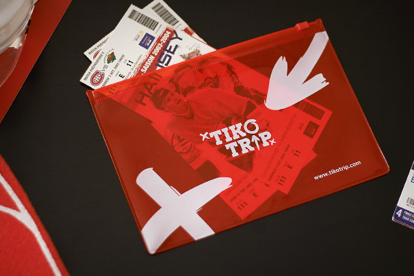 Tiko Trip - Packaging