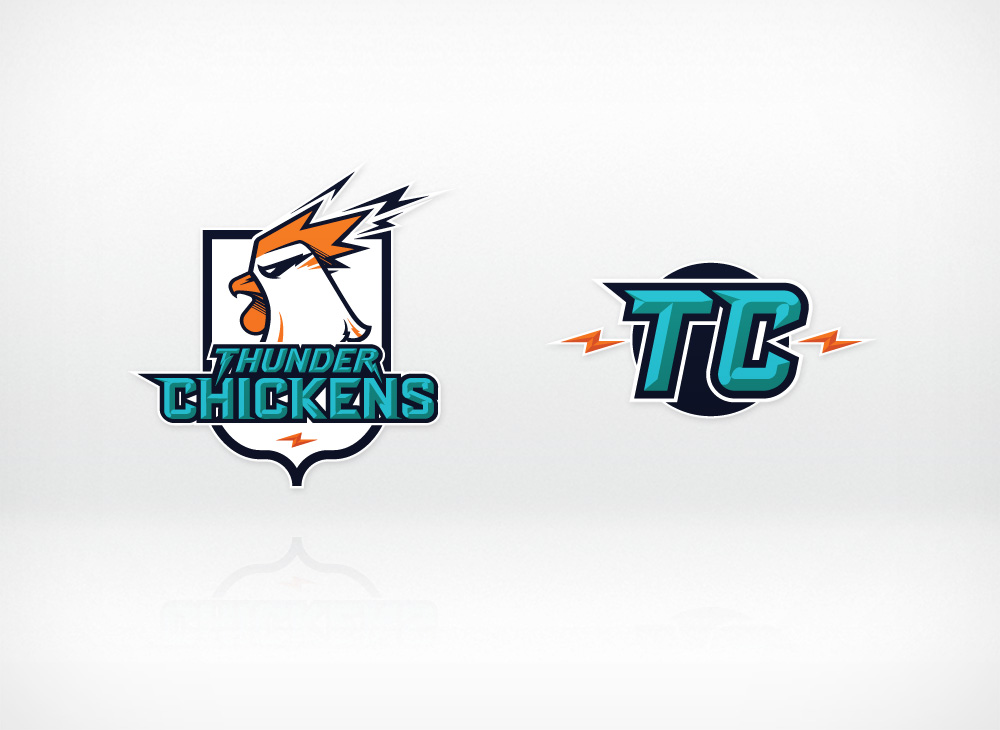 Thunder Chickens Logo 2