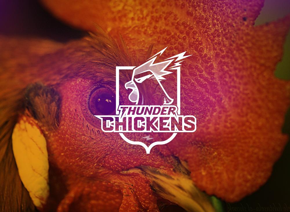 Thunder Chickens Logo 3