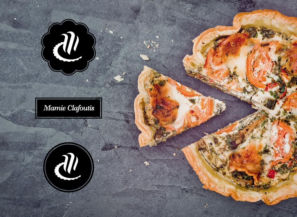 MamieClafoutis - Brand design