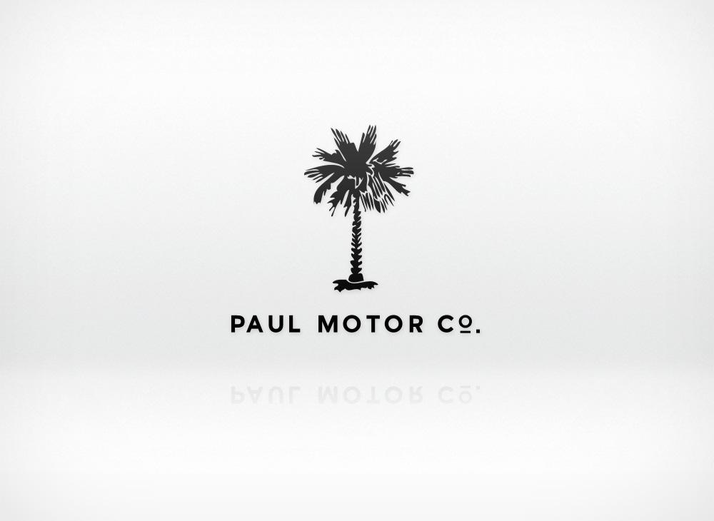 Paul Motor Company Logo