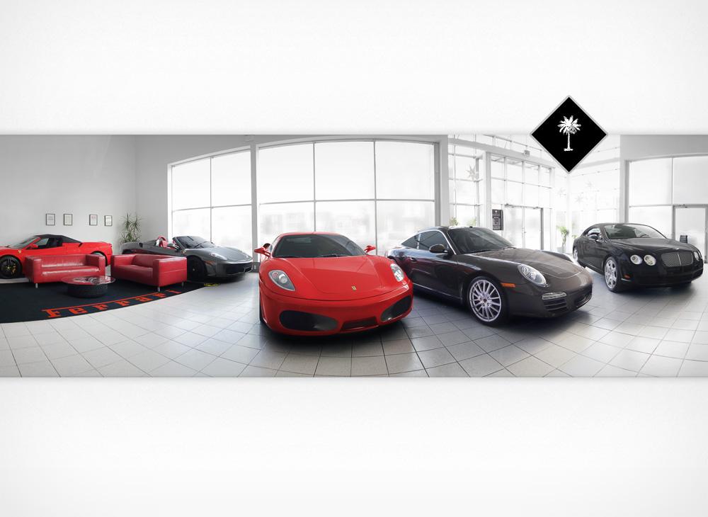 Paul Motor Company Photography