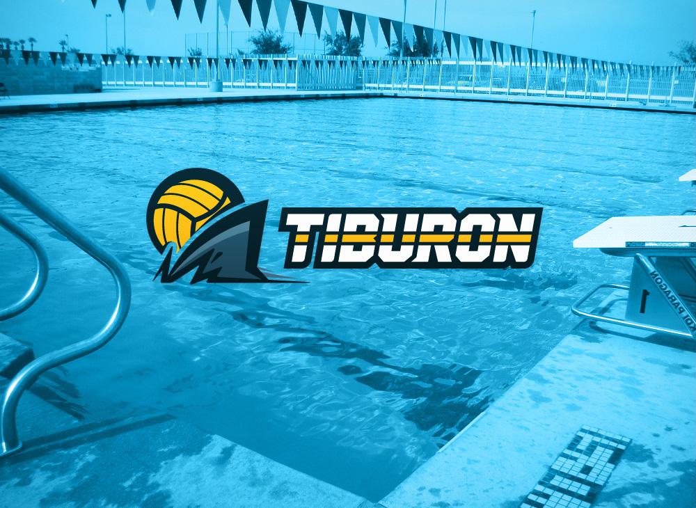 Tiburon Logo design