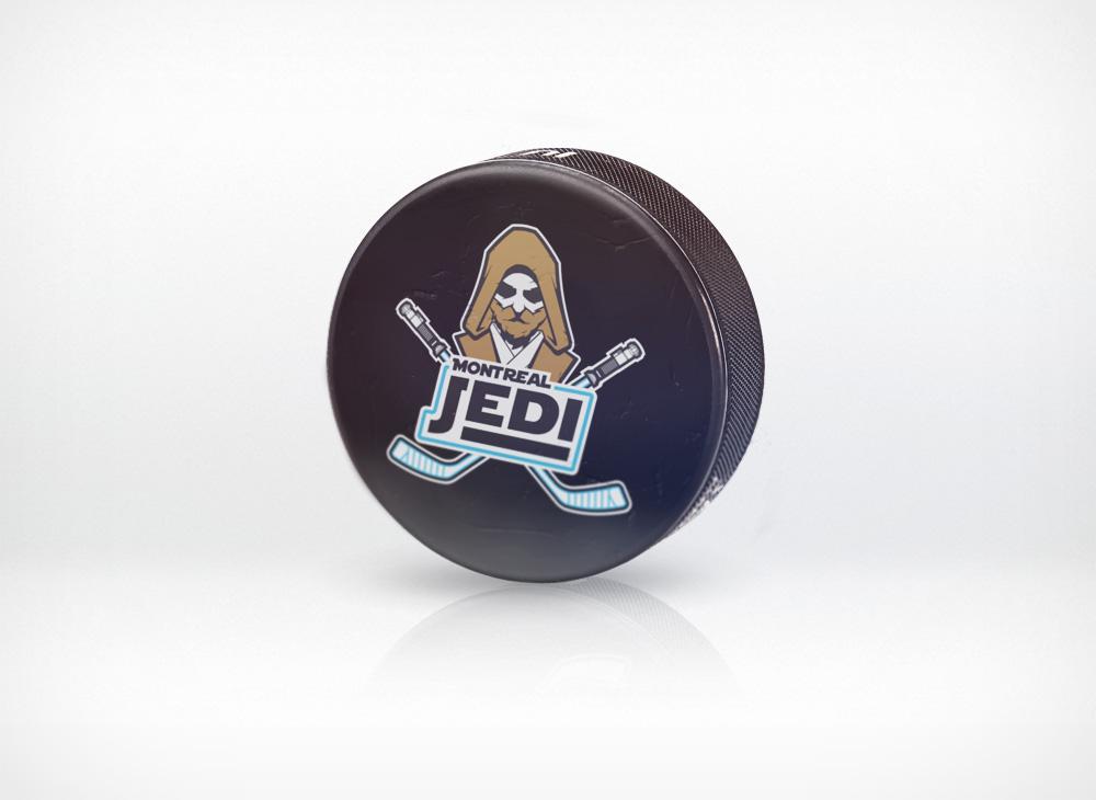 Montreal Jedi hockey poc