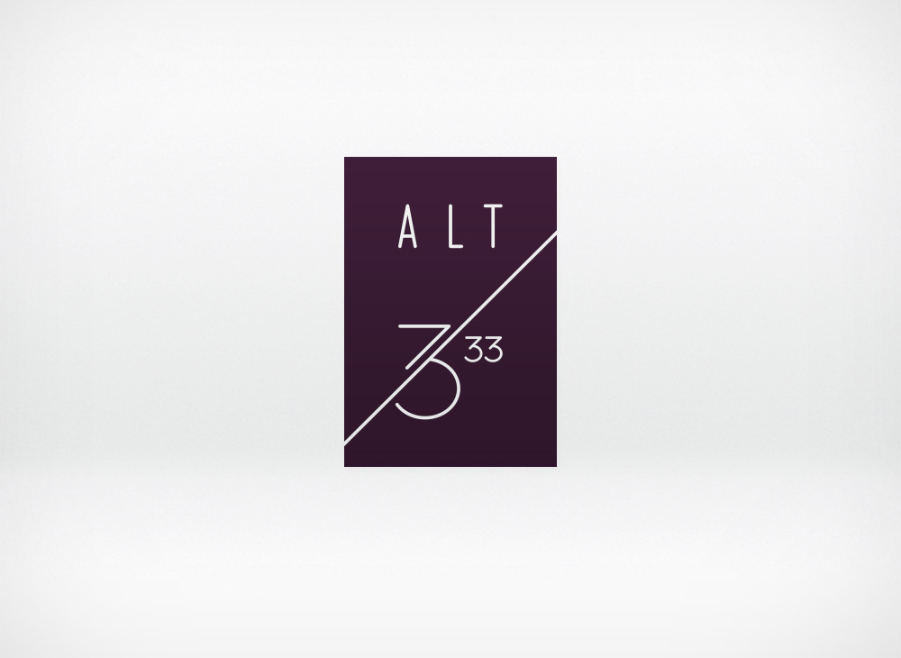 Alt 3,33 Logo