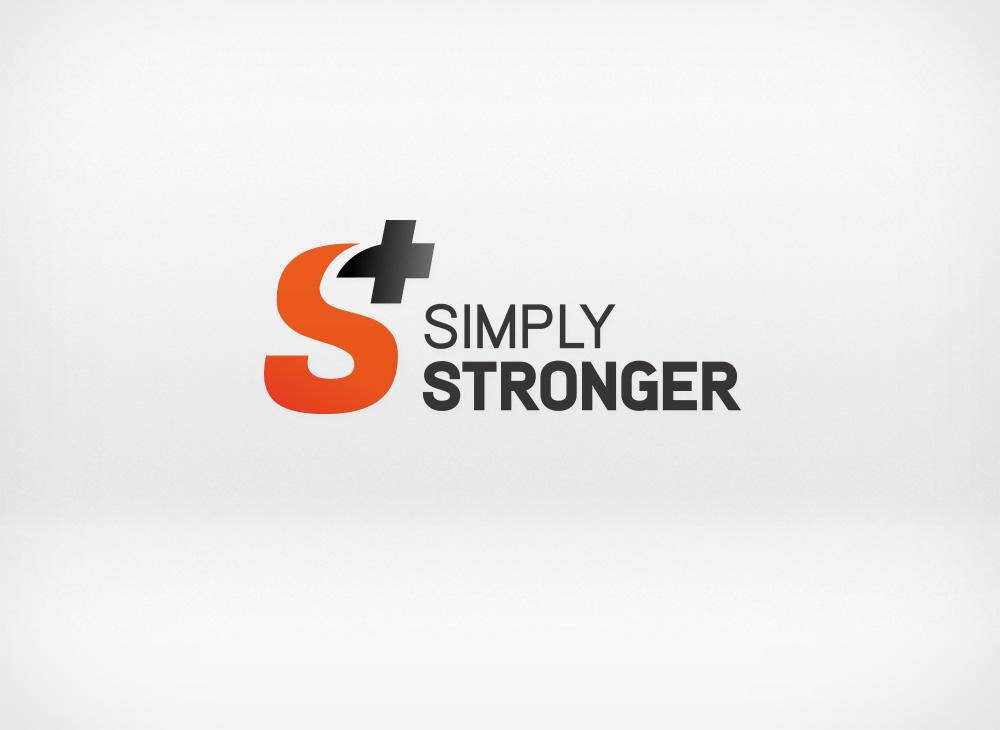 Simply stronger logo