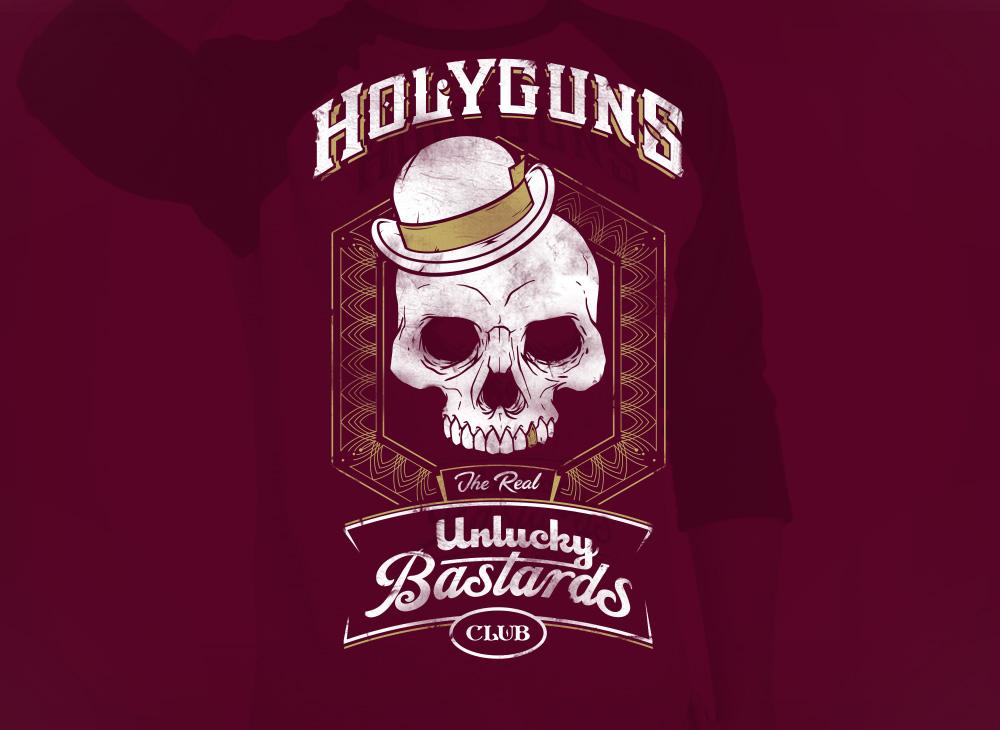 HolyGuns Unlucky Bastards Club